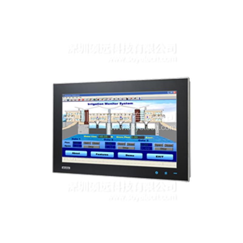 研华TPC-2140WP 21.5寸TFT宽屏液晶显示器瘦客户端工业平板电脑