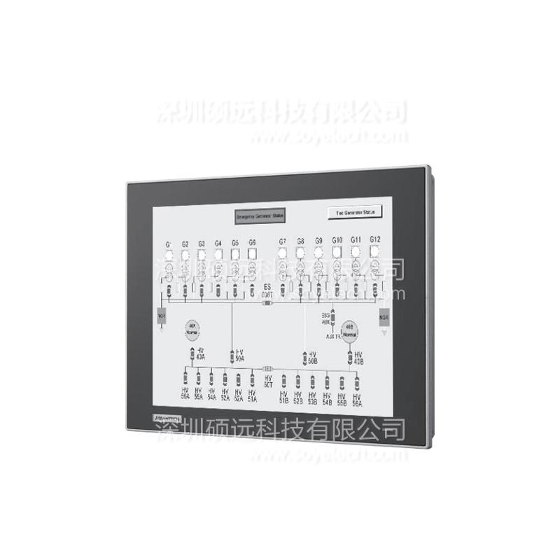研华 TPC-1751T 17寸SXGA TFT 液晶显示器瘦客户端工业平板电脑