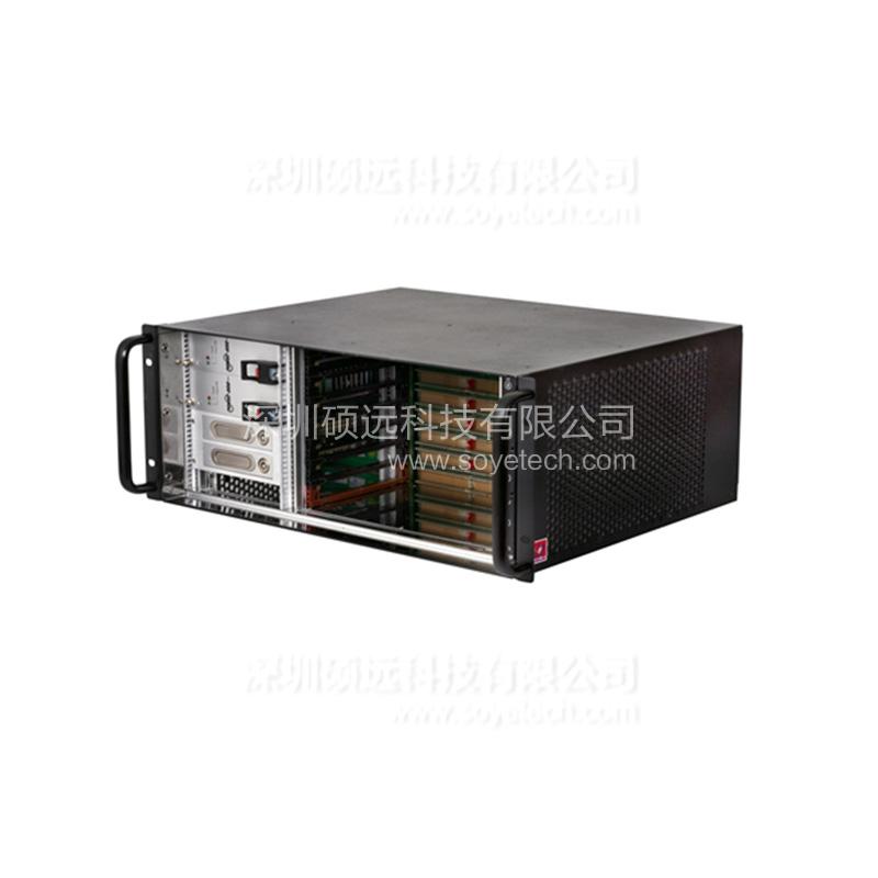 研祥4U 8槽COMPACT PCI通讯计算平台CPC-8408B