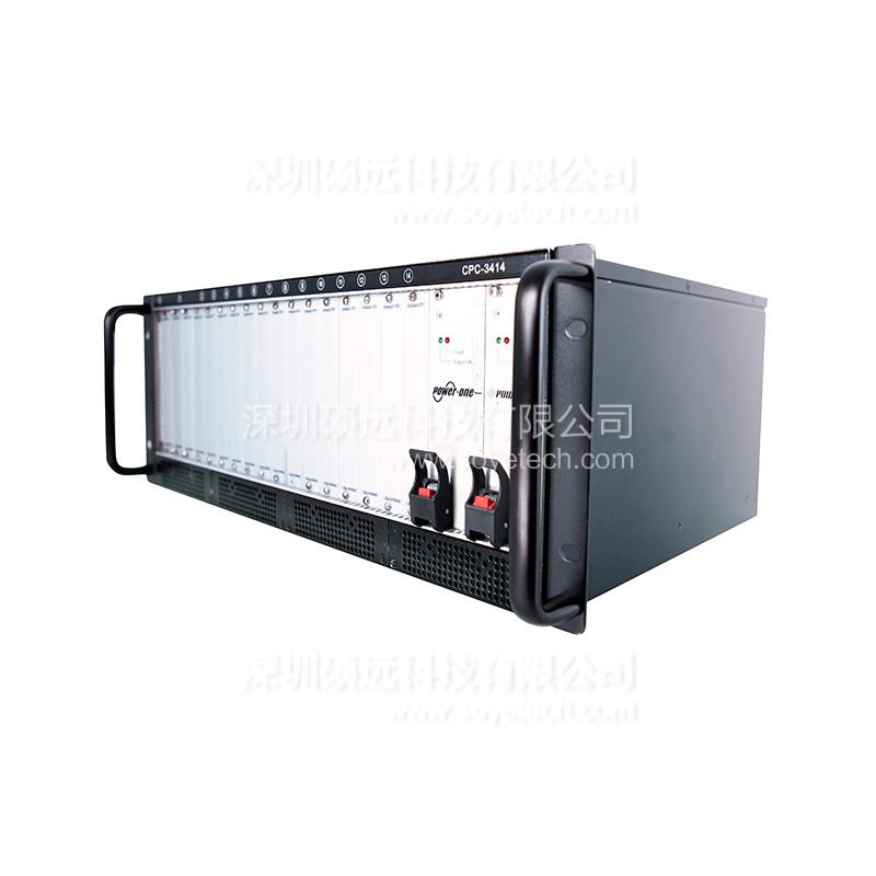 研祥4U 14槽大容量3UCOMPACT PCI平台CPC-3414B
