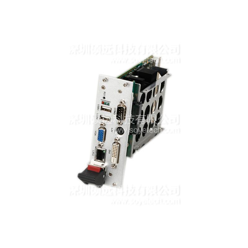 研祥3U COMPACTPCI INTEL I7高性能计算机CPC-3813CLD3N
