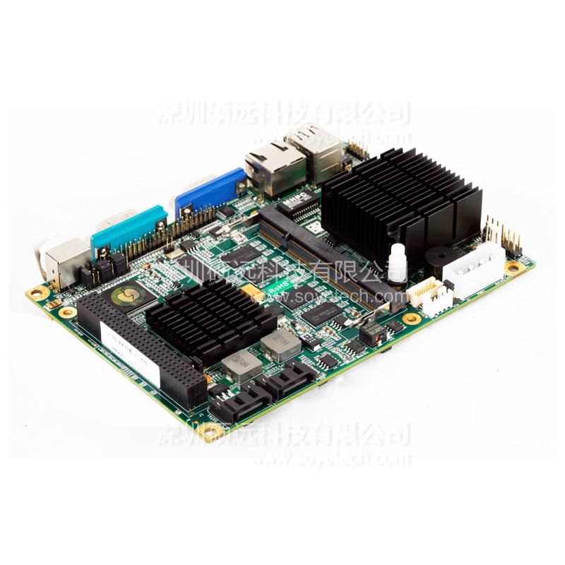 研祥3.5寸凌动系列单板电脑带CPU/LVDS/VGA接口EC3-1813CLD2NA(B)