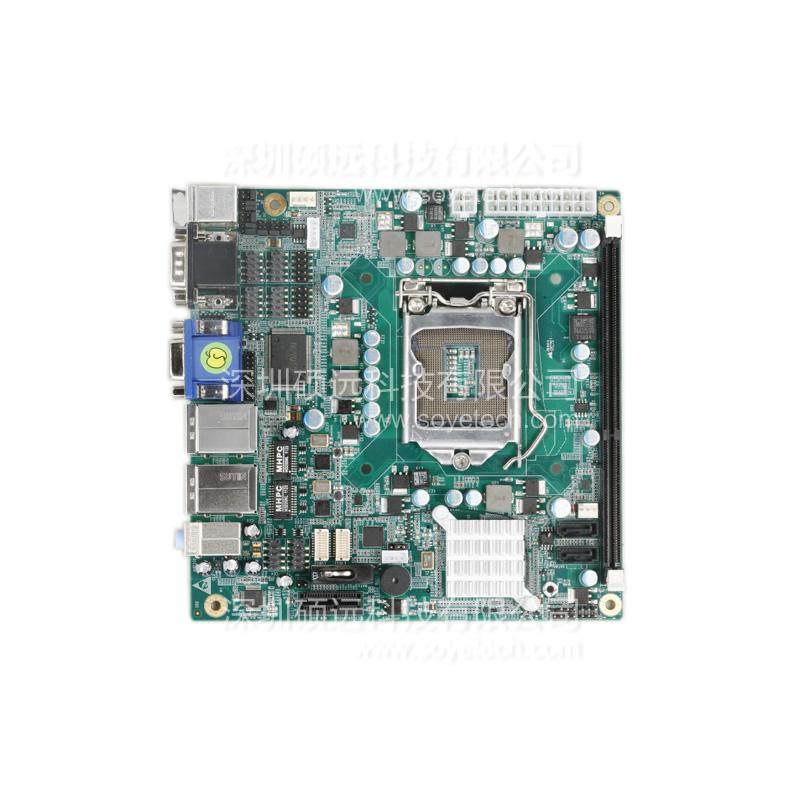 研祥INTEL B65/H61高性能MINI-ITX主板EC7-1819V2NA