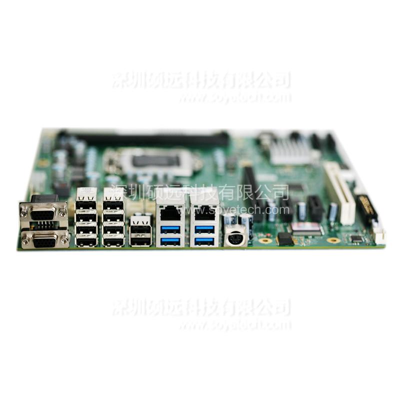 研祥基于INTEL H61芯片组开发ATX结构单板电脑EC9-1818V2NA