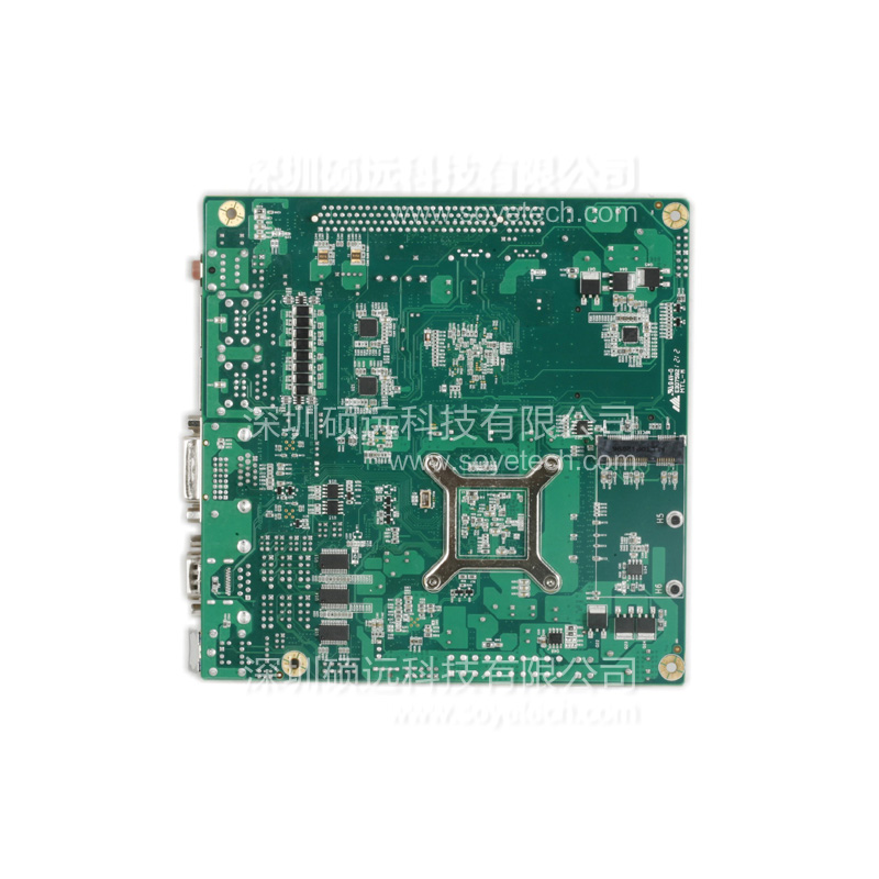 研祥第三代ATOM D2550/N2600 MINI-ITX主板EC7-1818CLD2NA(B)