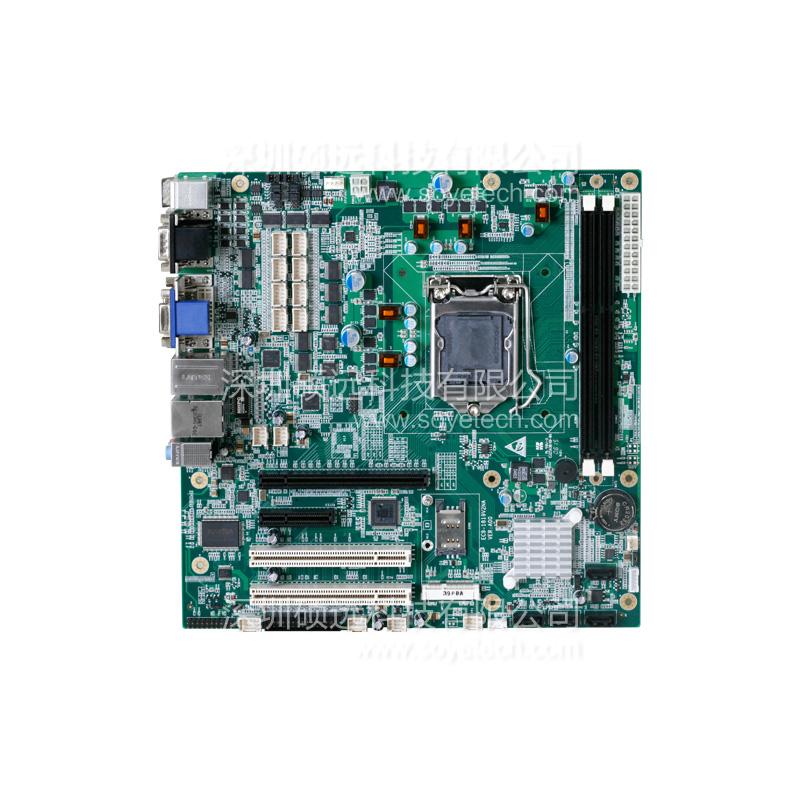 研祥EMBEDDED ATX结构单板电脑EC9-1819