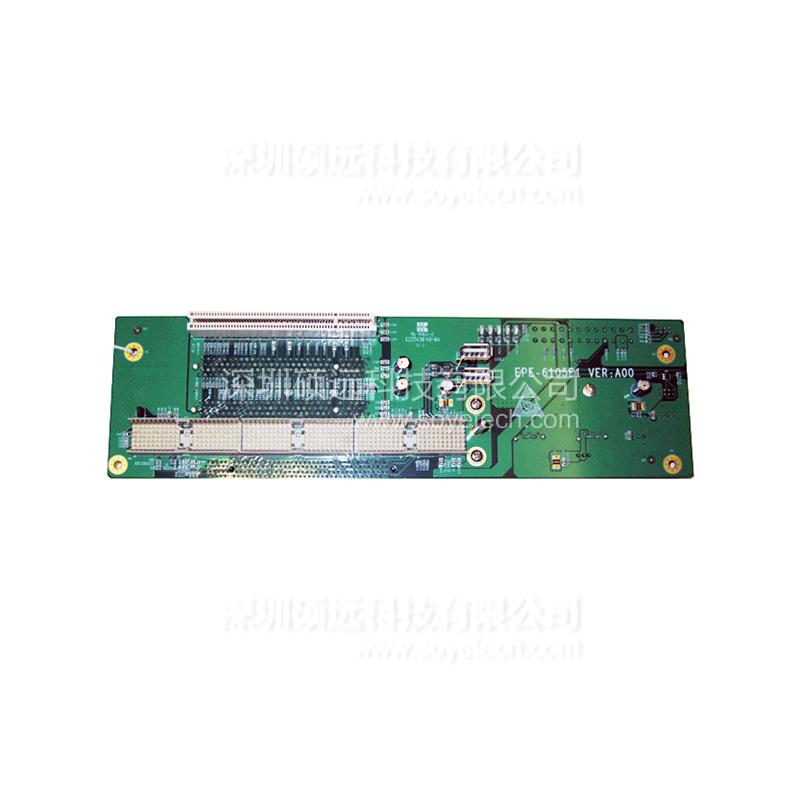 研祥EPE标准底板,扩展1个PCIE X16/3个PCI插槽EPE-6105E1