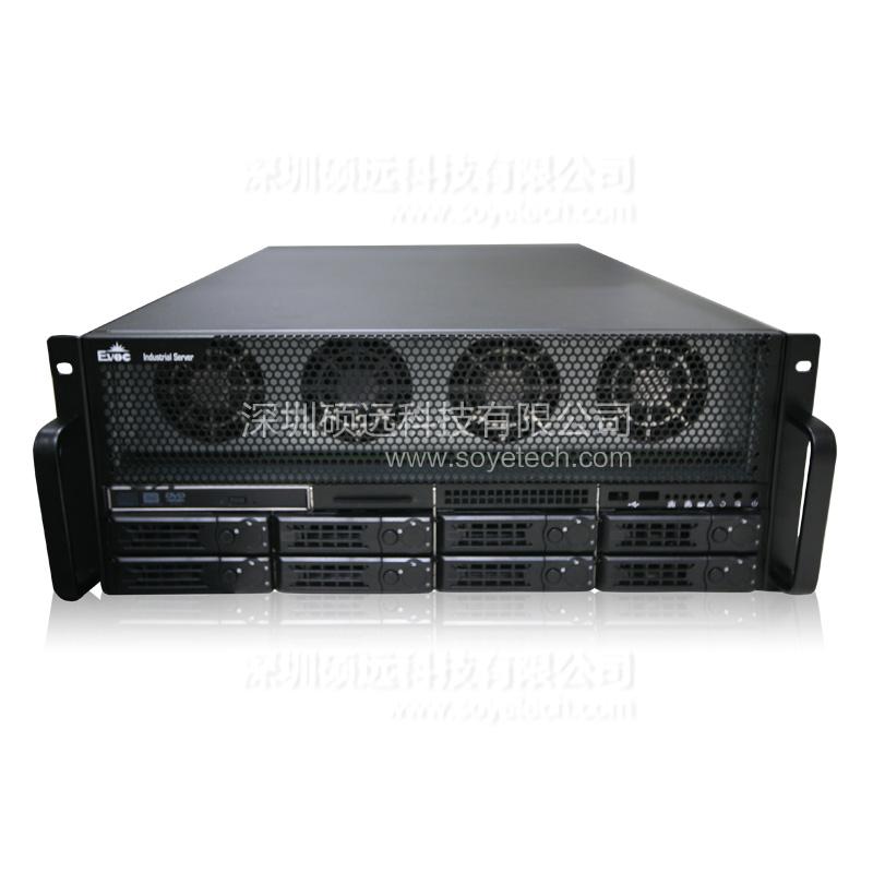 研祥聚焦多重工作负载 助力工业大数据应用EIS-8406 机架服务器