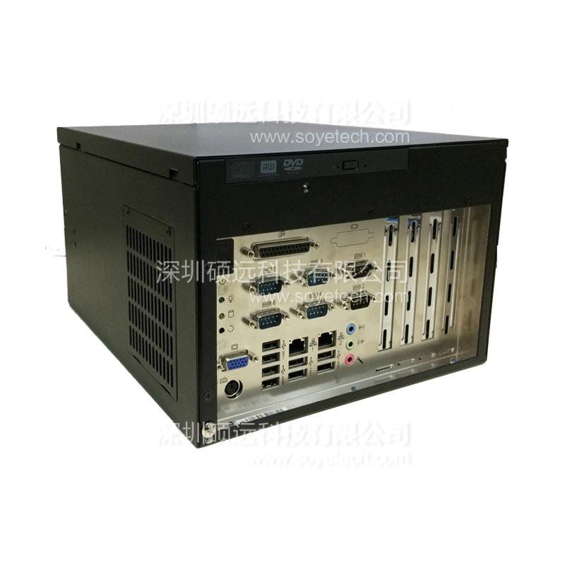 研祥壁挂式机器IPC-620 紧凑型 高性能适用于狭小空间安装的需要