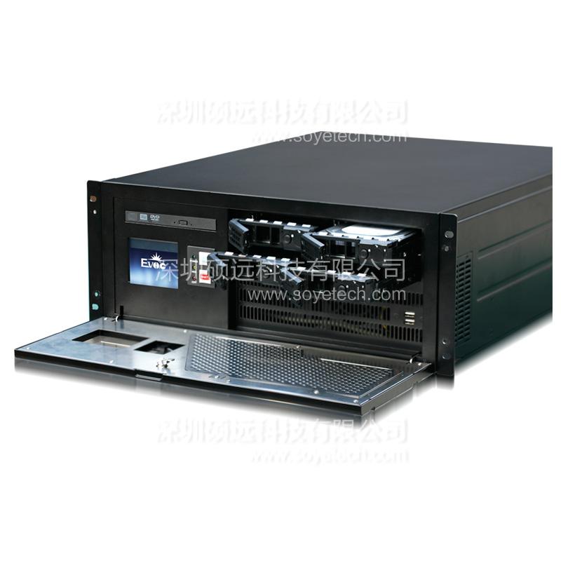 研祥高性能嵌入式4U上架工控机IPC-860