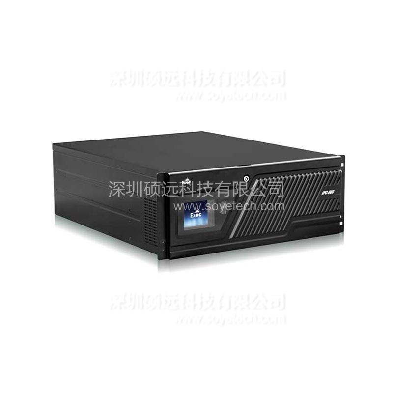 研祥高性能嵌入式4U上架工控机HPC-860N-01