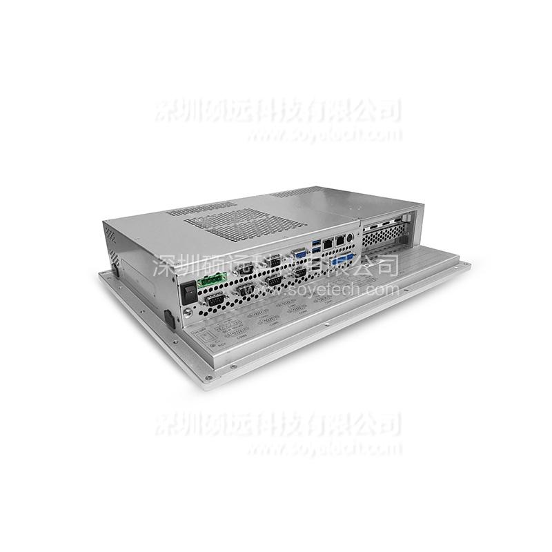 研祥15寸低功耗无风扇工业平板电脑 PPC-1561V