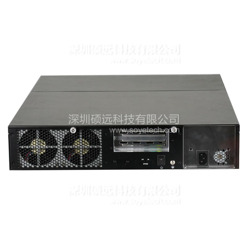 研祥2U上架高性能网络应用平台NPC-8207