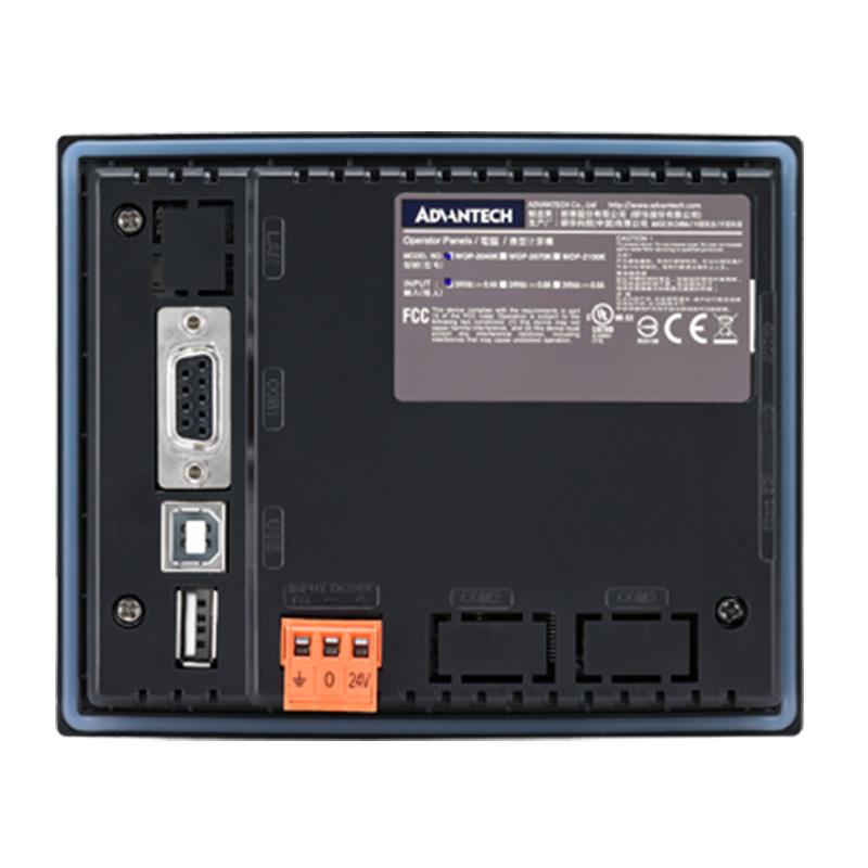 研华 嵌入式平板电脑 工业级可编程人机界面 WebOP-2040K