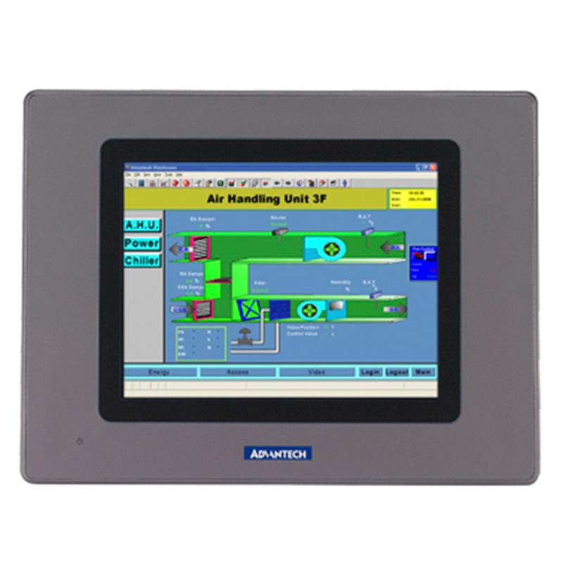 研华 嵌入式平板电脑 工业级可编程人机界面 WebOP-2050T