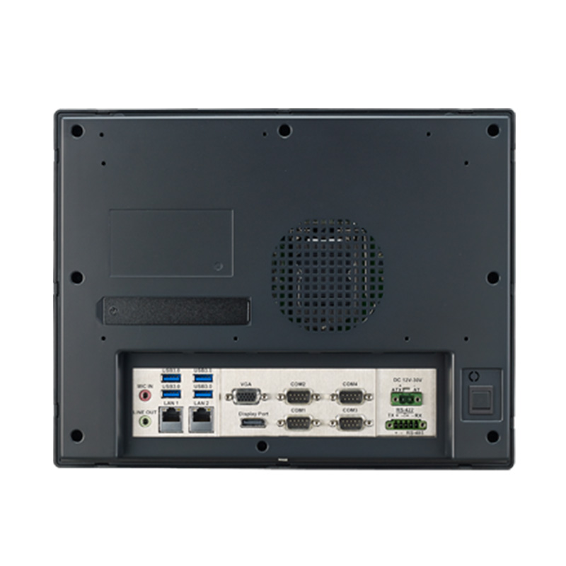 全新研华无风扇嵌入式工控机 多功能平板电脑 PPC-6120