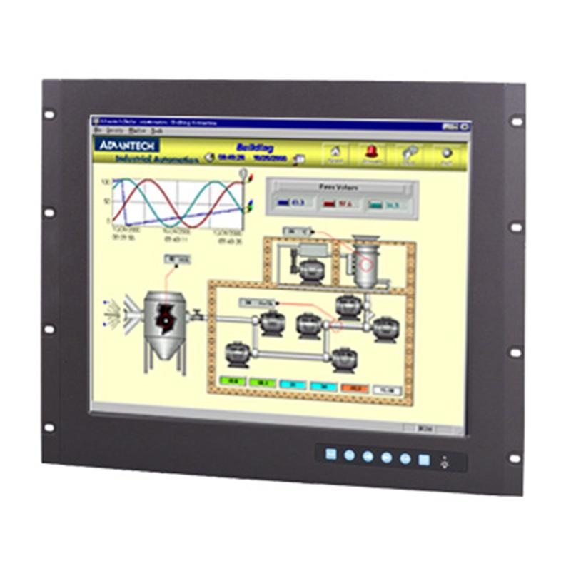 研华 工业等级平板显示器FPM系列 12.1寸工业显示器 FPM-3191G