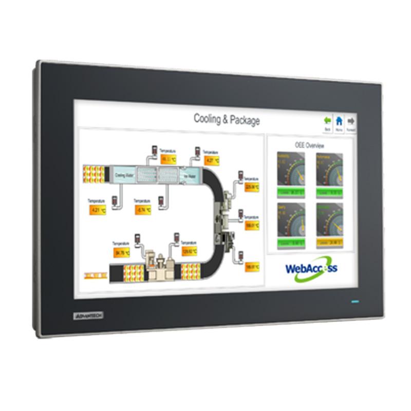 全新研华 工业等级平板显示器FPM系列 17寸工业显示器 FPM-7151W