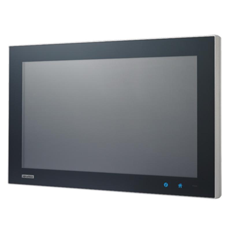 研华 C1D2/EN 50155认证 行业专用平板电脑及人机界面 SPC-2140WP