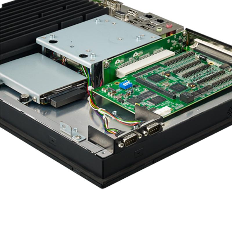 全新研华 嵌入式无风扇工业平板电脑 无噪音低功耗 PPC-3150