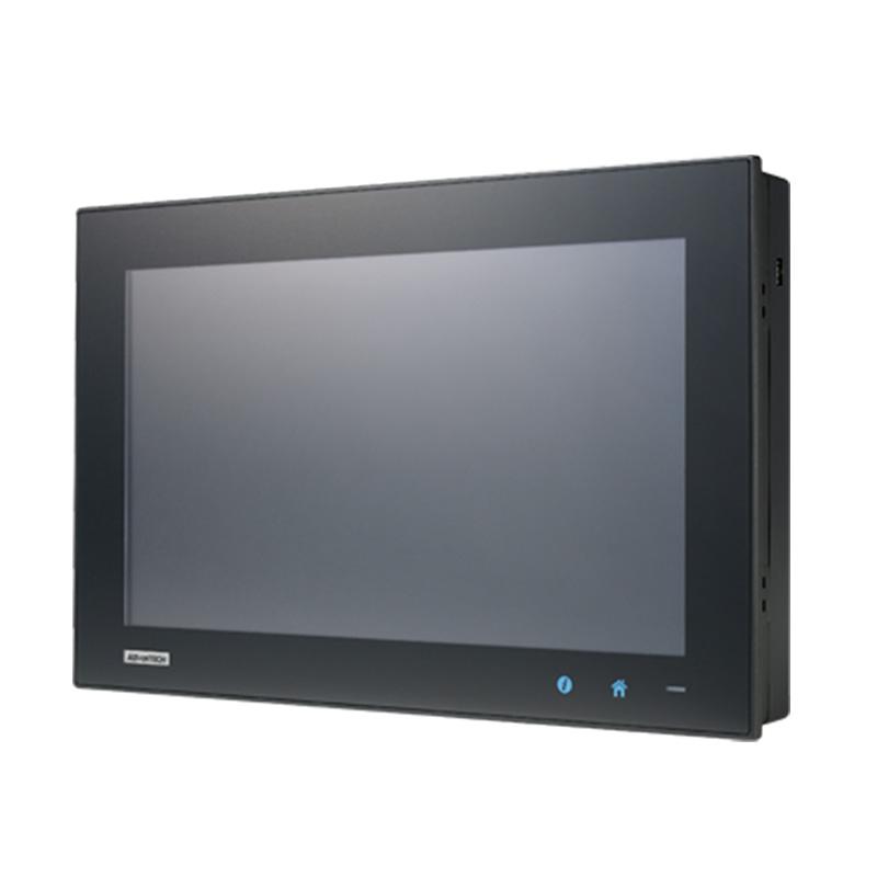 全新研华 嵌入式无风扇工业平板电脑 无噪音低功耗 PPC-4150W