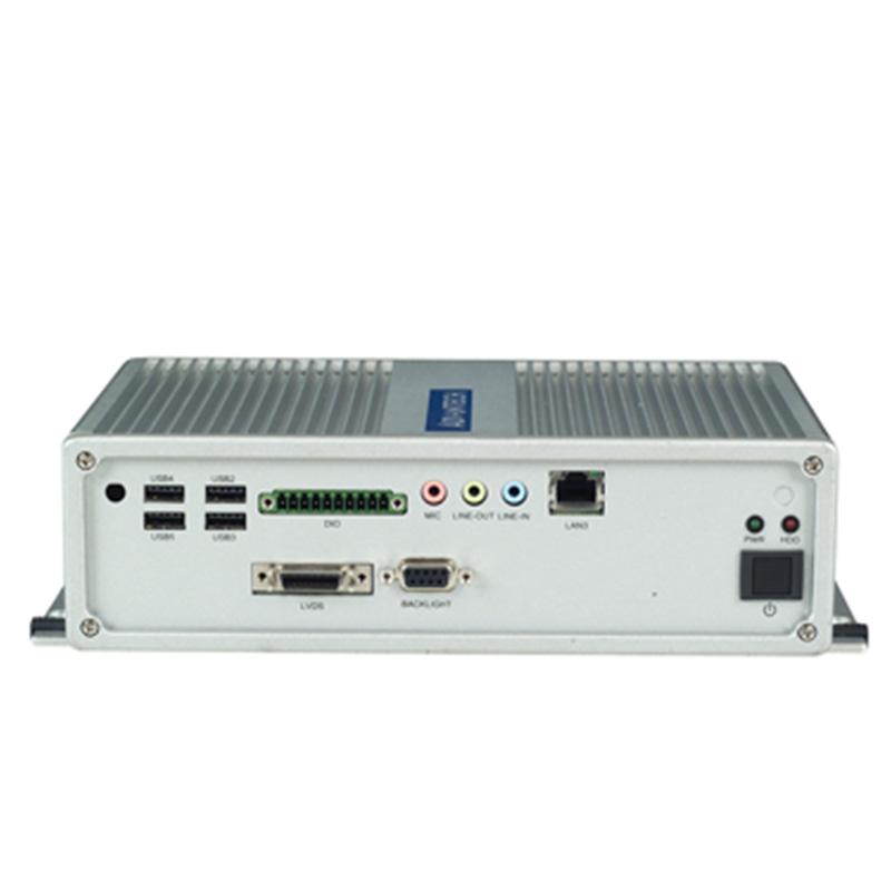 全新研华 无风扇嵌入式工控机 高性能ARK-3000系列 ARK-3360F
