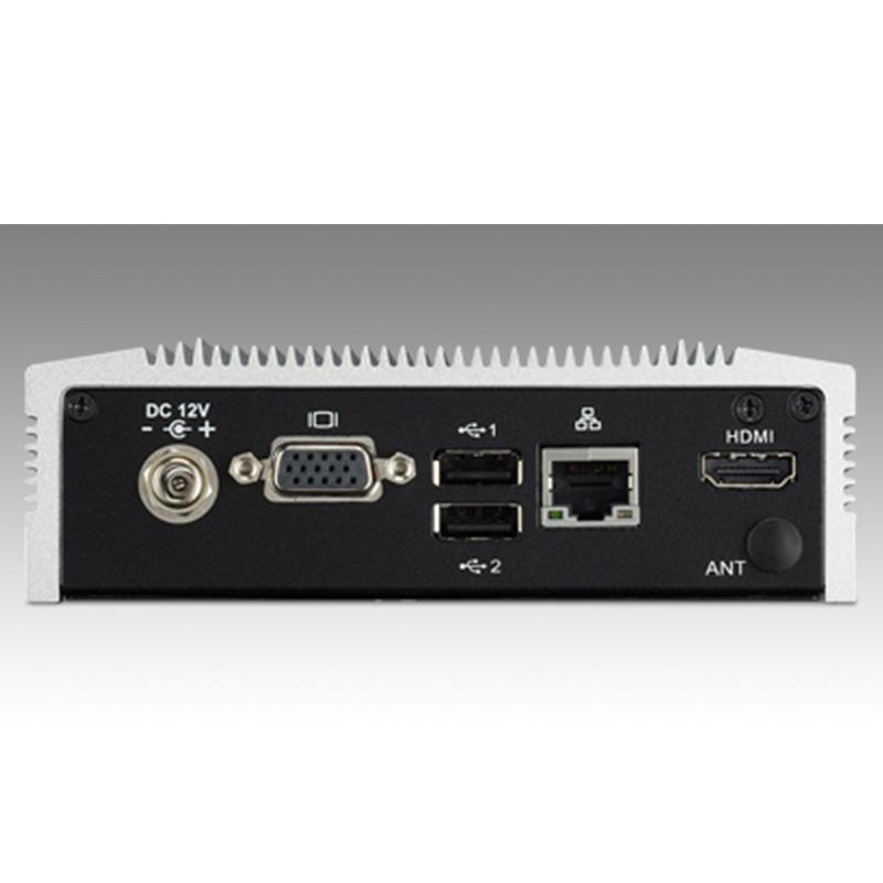 全新研华 无风扇嵌入式工控机 超紧凑ARK-1000系列 ARK-1122F