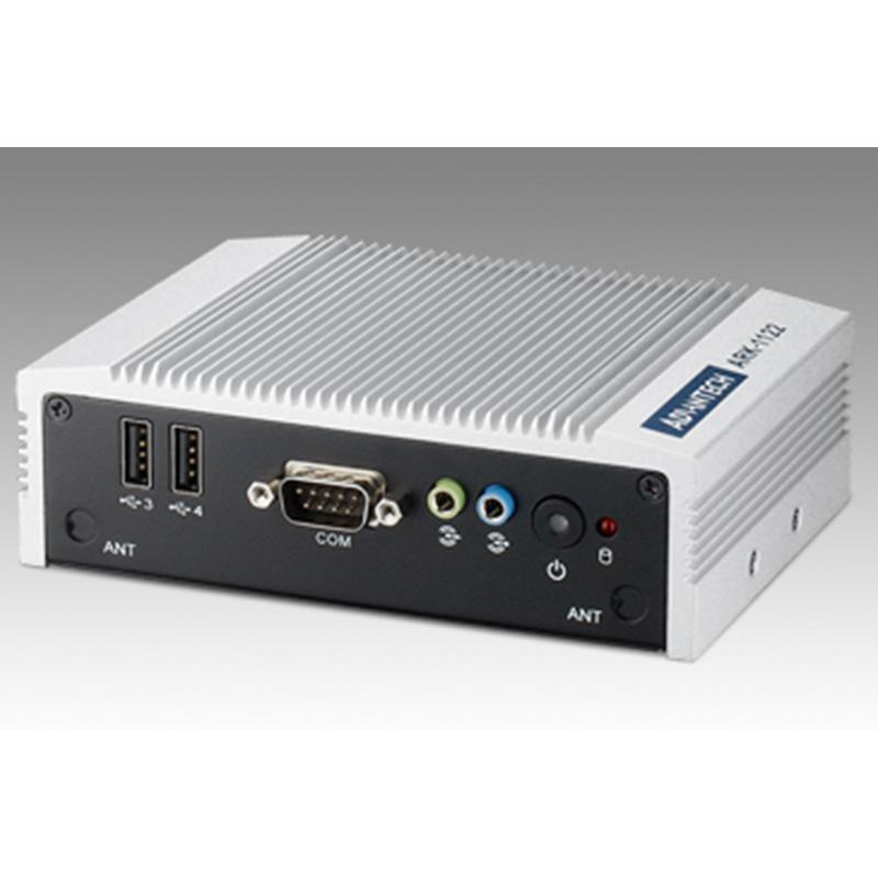 全新研华 无风扇嵌入式工控机 超紧凑ARK-1000系列 ARK-1122H