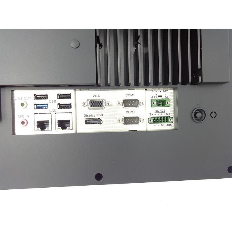 全新研华 嵌入式无风扇工业平板电脑 无噪音低功耗 PPC-3170