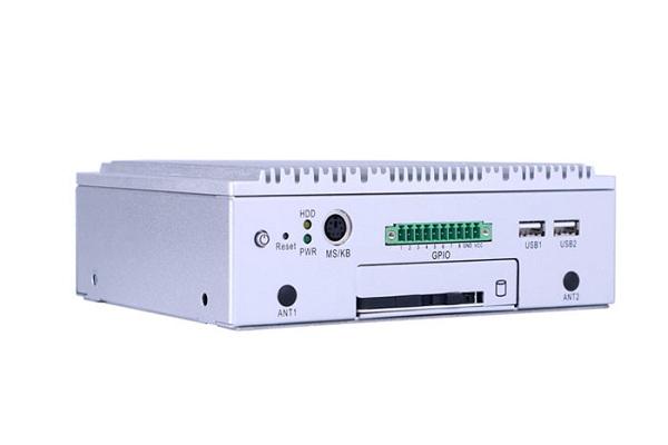 研祥新款 微型无风扇嵌入式工控机 M50 J1900 I3I5I7 6代处理器