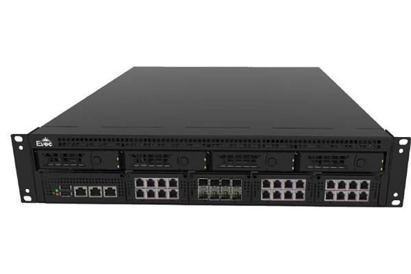 研祥标准 2U 上架高性能网络应用平台 NPC-8220