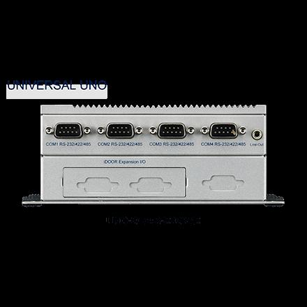 研华UNO-2372G 小型模组化嵌入式工业电脑