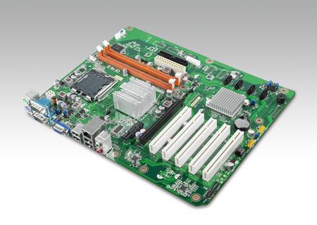 研华原装AIMB-769VG-00A2E工业母板
