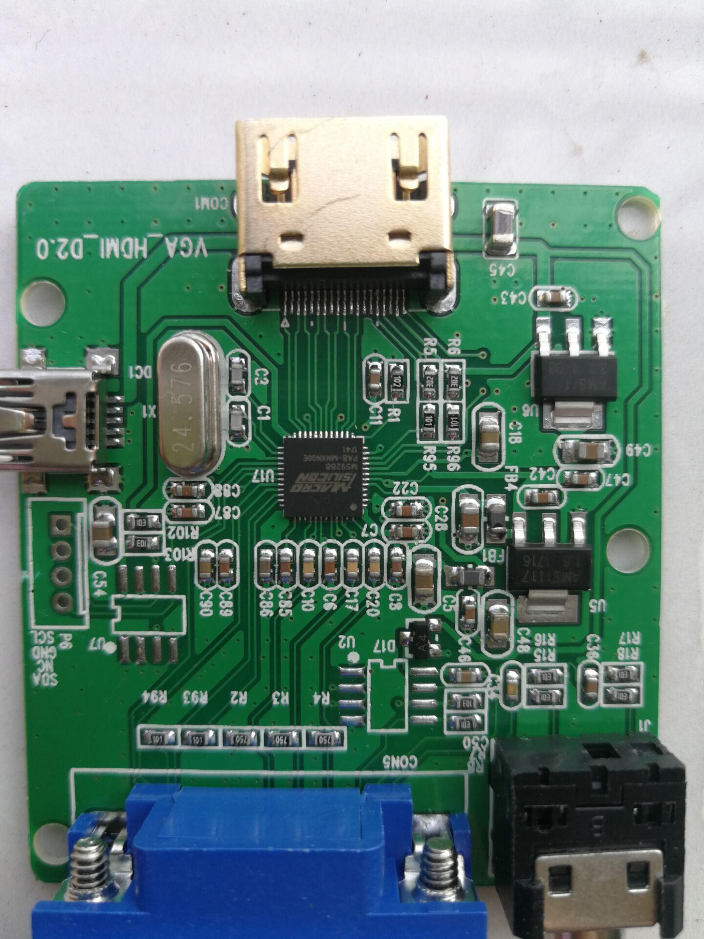 HDMI 转 VGA方案 CH6616