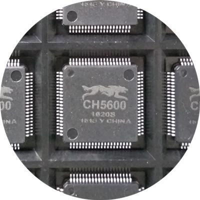 黑狼科技-自主研發CH5600高清視頻轉換方案