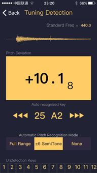 EP Piano Tuner App (ios)