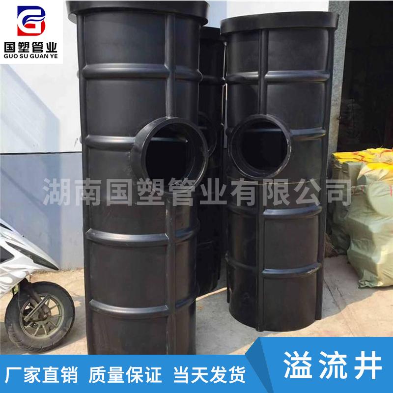 湖南塑料渗透井 华容波纹管型号100
