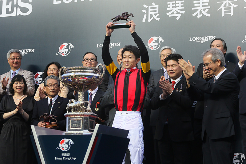浪琴表香港国际赛事发稿