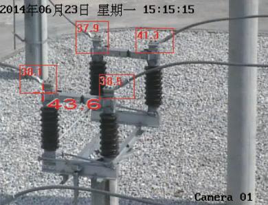 变电所(亭)高压设备红外测温装置