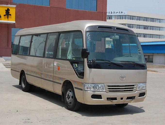 金龙中巴车(22-38座)