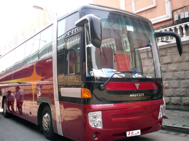 北京班车租赁,北京大巴车 福田大巴车租赁