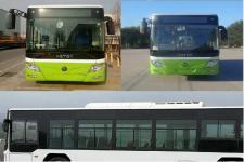 福田牌BJ6105EVCA-31型纯电动城市客车