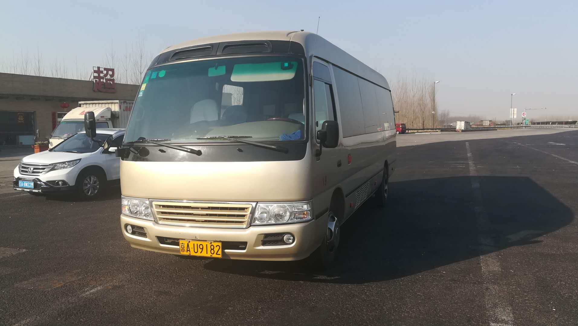 北京租车 5到55座 单位 旅游 会议用 班车校车