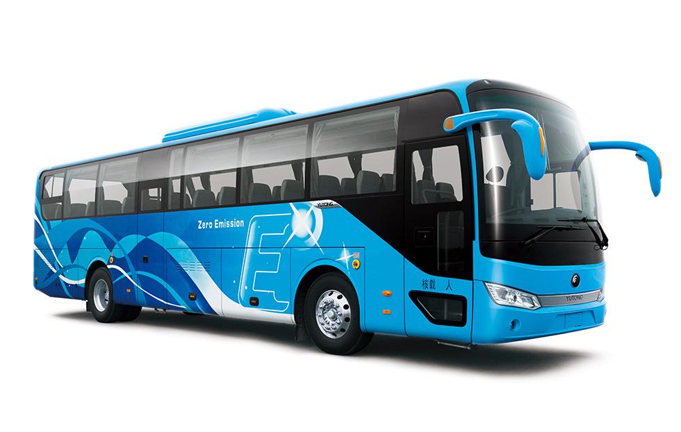 北京班车租赁:宇通系列大客车ZK6122HQBA科技品味,畅享旅程