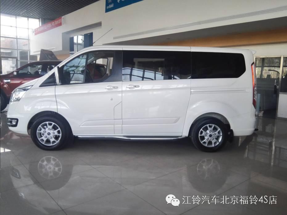 北京班车租赁:全新款商务车江铃特顺