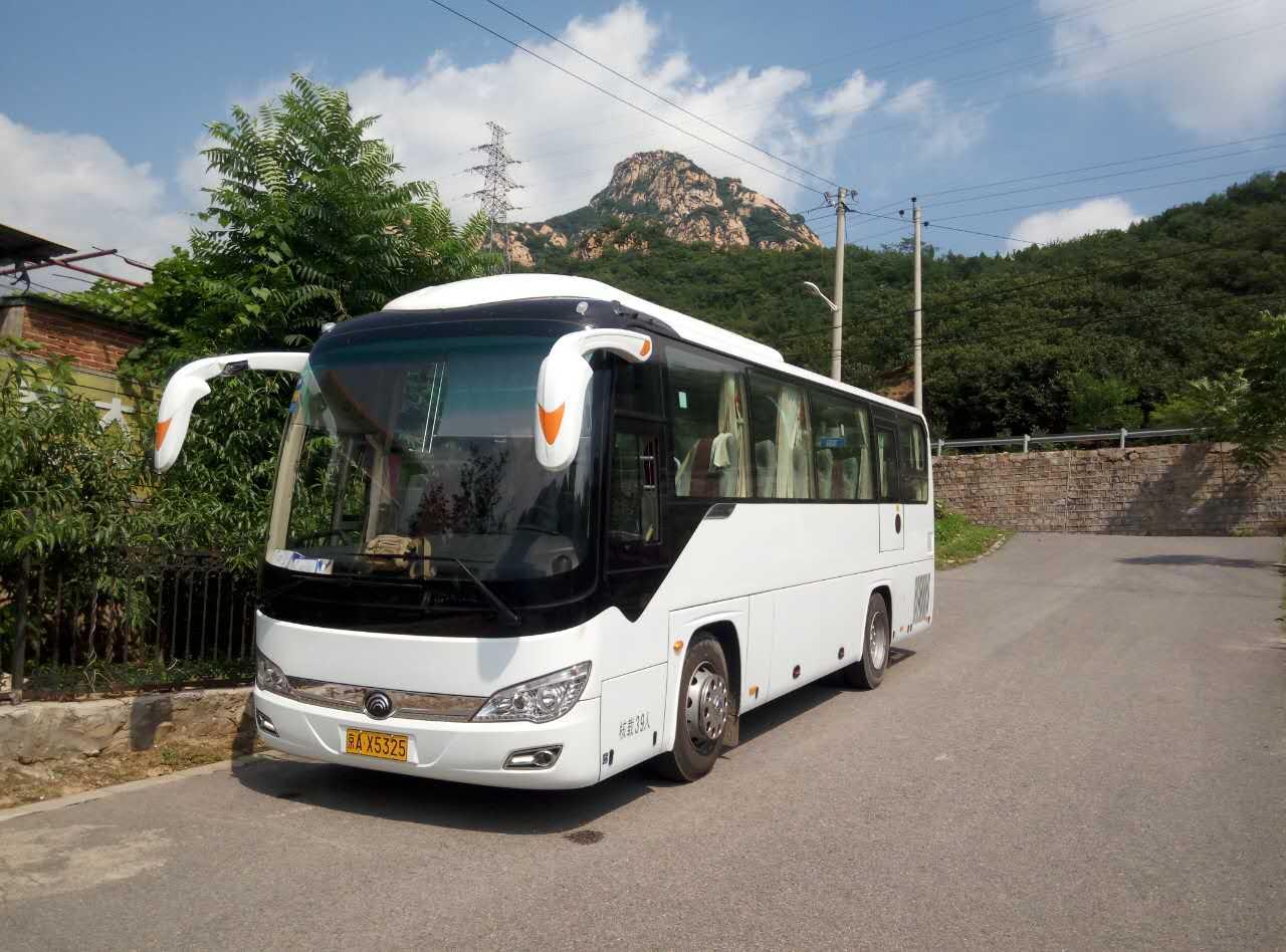 北京班车租赁 宇通大巴车(49-55座)