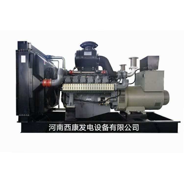 威曼300kw柴油发电机组