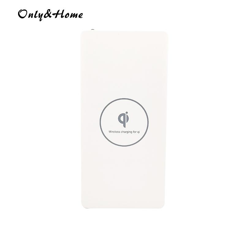 Only&Home QI无线充电移动电源(超薄款)KL-DY-03