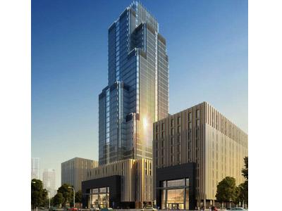 新合作大厦项目