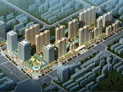 河北新合作(新华)城市广场项目